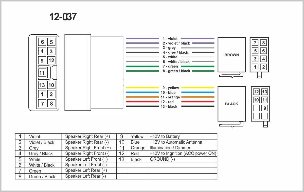 autostereo 12–037estándar iso adaptador de radio de arnés para Daewoo Nexia Espero 1995+ Cable de cableado de audio para coche Autostereo TECH