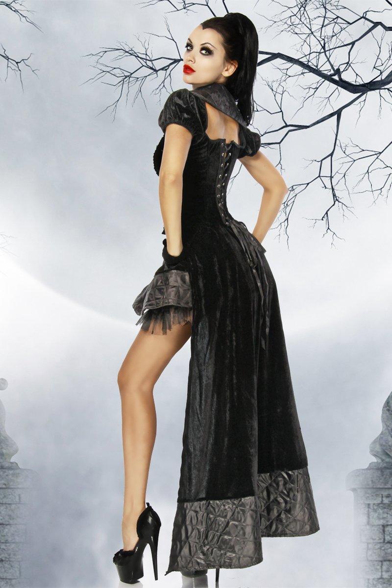 Heißes Gothic Vampir Kostüm L Größe L Kostüm 45a077