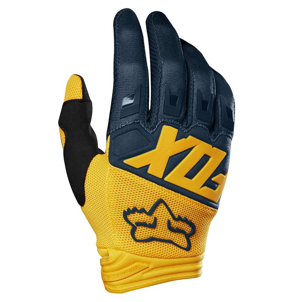 Fox Racing 2019 Dirtpaw Gloves (Small) (Navy/Yellow)