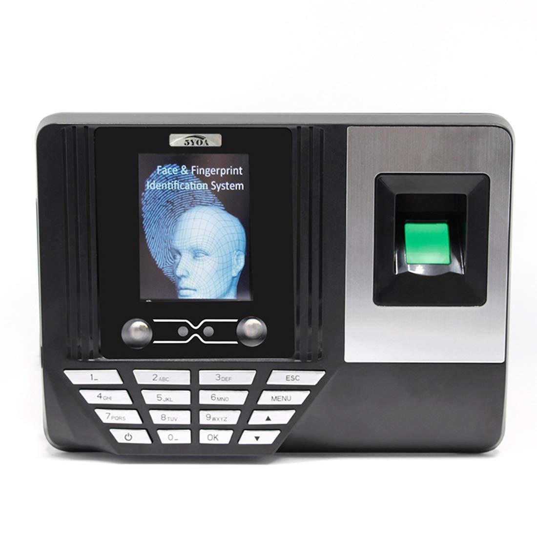 ZJXADS 2 8 inch TFT Screen,Fingerprint Face recognition