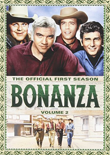 Bonanza: The Official First Season, Vol. (Vol 1 Dvd)
