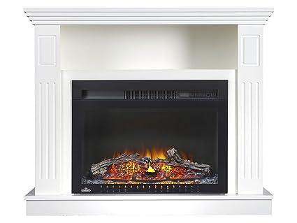 Amazon Com Napoleon Classic Electric Fireplace Mantel Package