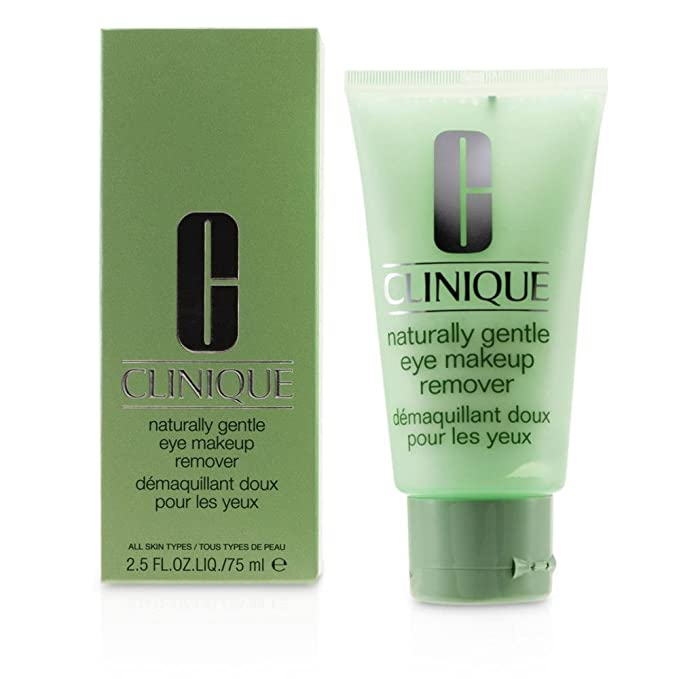 Naturally Gentle Eye Makeup Remover by Clinique #5