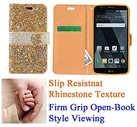 Amazon.com: Para LG Stylo 3 K10 Pro stylo3 + Plus – Funda ...