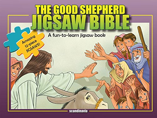 jesus the good shepherd - 5