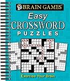 Brain Games® Easy Crossword Puzzles