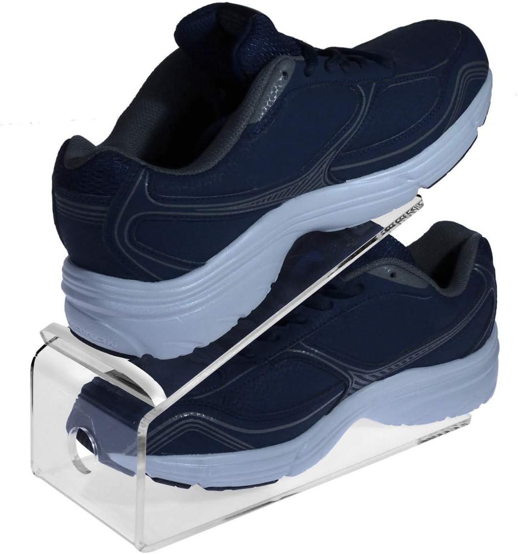 Av/à srl Expositor para Zapato de tac/ón en plexigl/ás Transparente