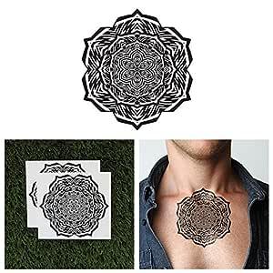 Tatuaje Temporal Tattify - Ttodo sucede por una razón - Grande y ...