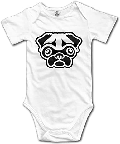 BABY BOY,GIRL MY Best Friend is my Pug gift pet,dog bodysuit,vest