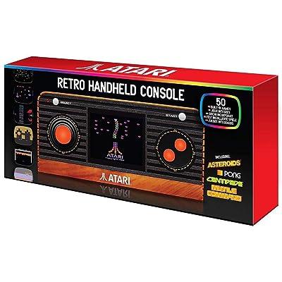 "Atari ""Retro"" Handheld Console (Electronic Games) [Importación inglesa]: Videojuegos"