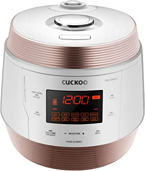 Cuckoo 8 in 1 Multi Pressure Cooker in Stainless Steel