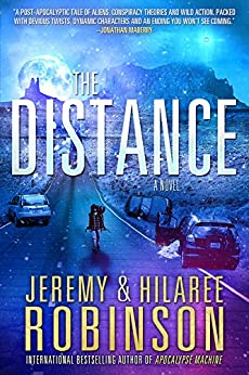 The Distance by [Robinson, Jeremy, Robinson, Hilaree]