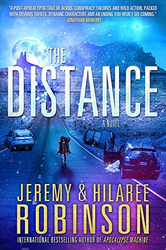 The Distance by [Robinson, Jeremy, Robinson, Hilaree]
