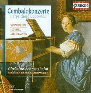 Harpsichord Recital: Schornshe