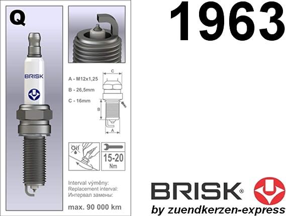 Genuine OE BOSCH 0242140512 YR6NPP332 DOUBLE PLATINUM Spark Plug 2 Pack
