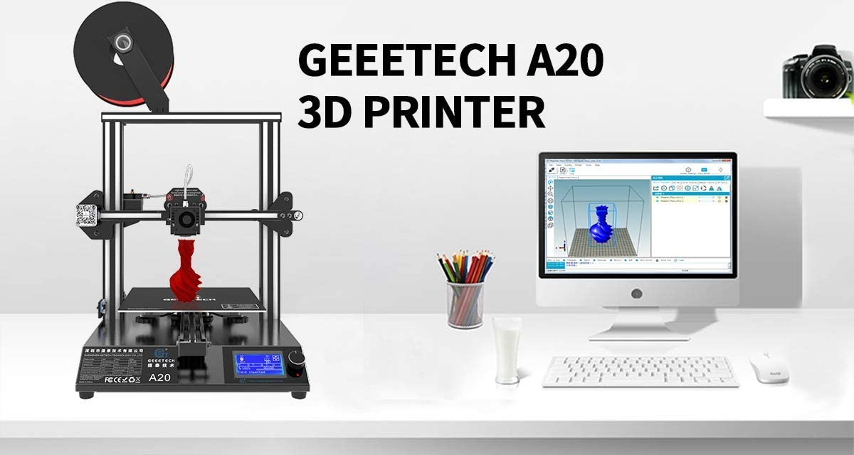 GIANTARN Geeetech A20 - Impresora 3D, Firmware Open Source y ...