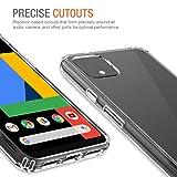 Trianium Clarium Case Designed for Google Pixel 4