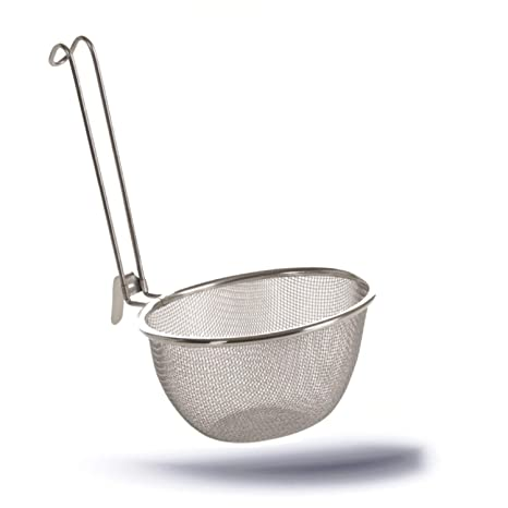 Compra Las porciones tamiz tamiz colador Einhang de cocción ...