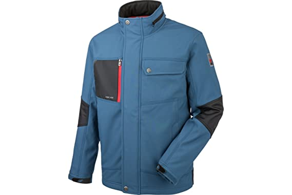 Fleecejacke Nature Schieferblau Business & Industrie Arbeitskleidung & -schutz