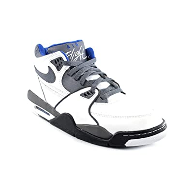 good out x 953cf 32608 Amazon.com   NIKE Air Flight 89 Mens Sneaker 306252-060 Black Sport  Red White (10 M)   Shoes