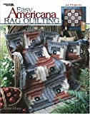 Easy Americana Rag Quilting (Leisure Arts #3386)