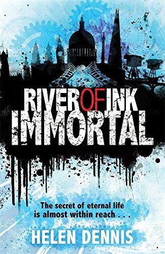 River of Ink: Immortal: Book 4
