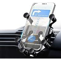 MEMUMI Universal Cellphone Car Air Vent Phone Holder Mount, Soporte de Celular para Auto, Soporte Magnético de Coche 360…