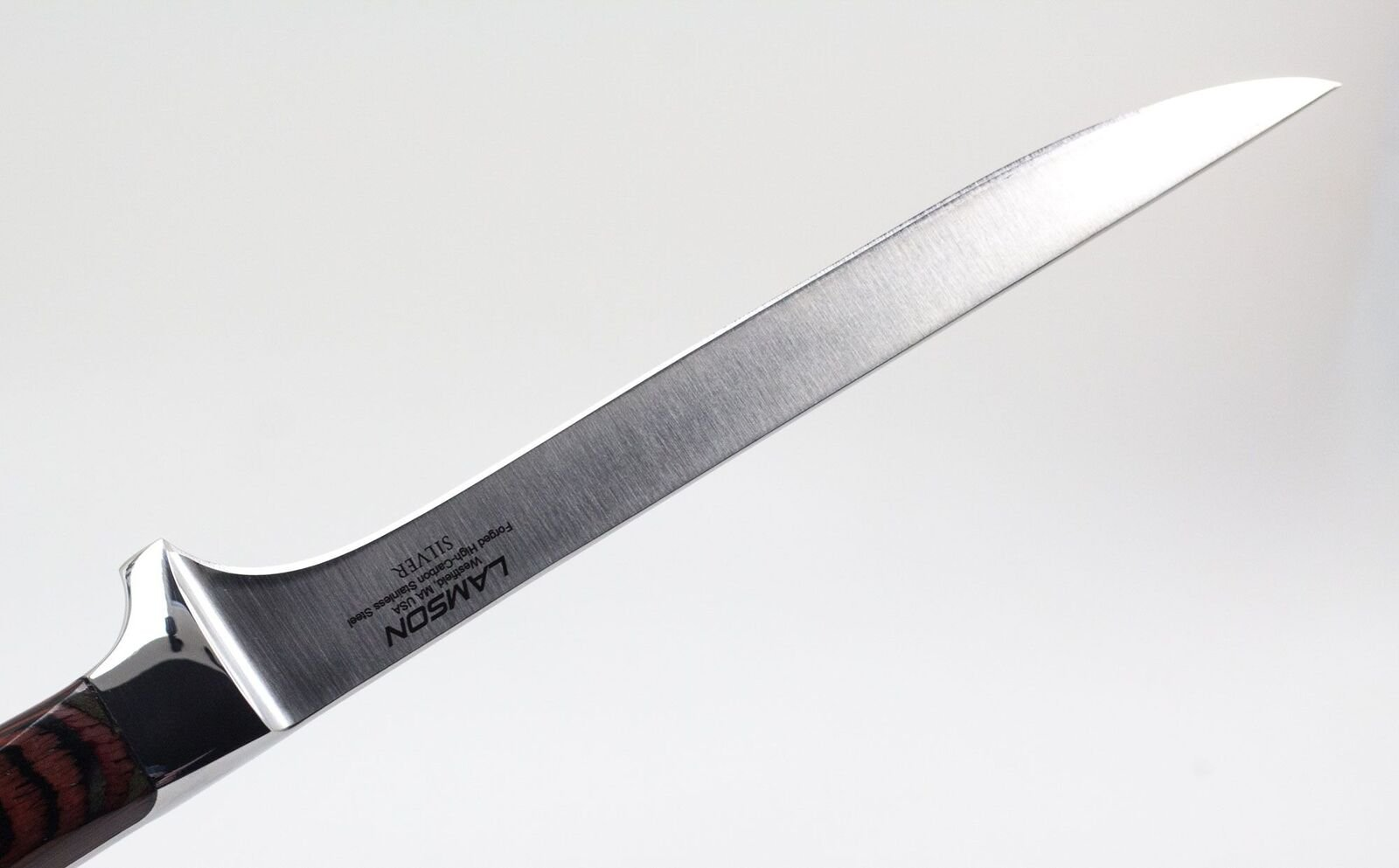 Lamson Silver Forged 6-Inch Fillet/Boning Knife by Lamson (Image #3)