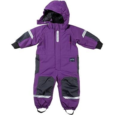 fb60ccea7674 Amazon.com  Polarn O. Pyret Performance Snowsuit (1-2YRS) - 1-1.5 ...