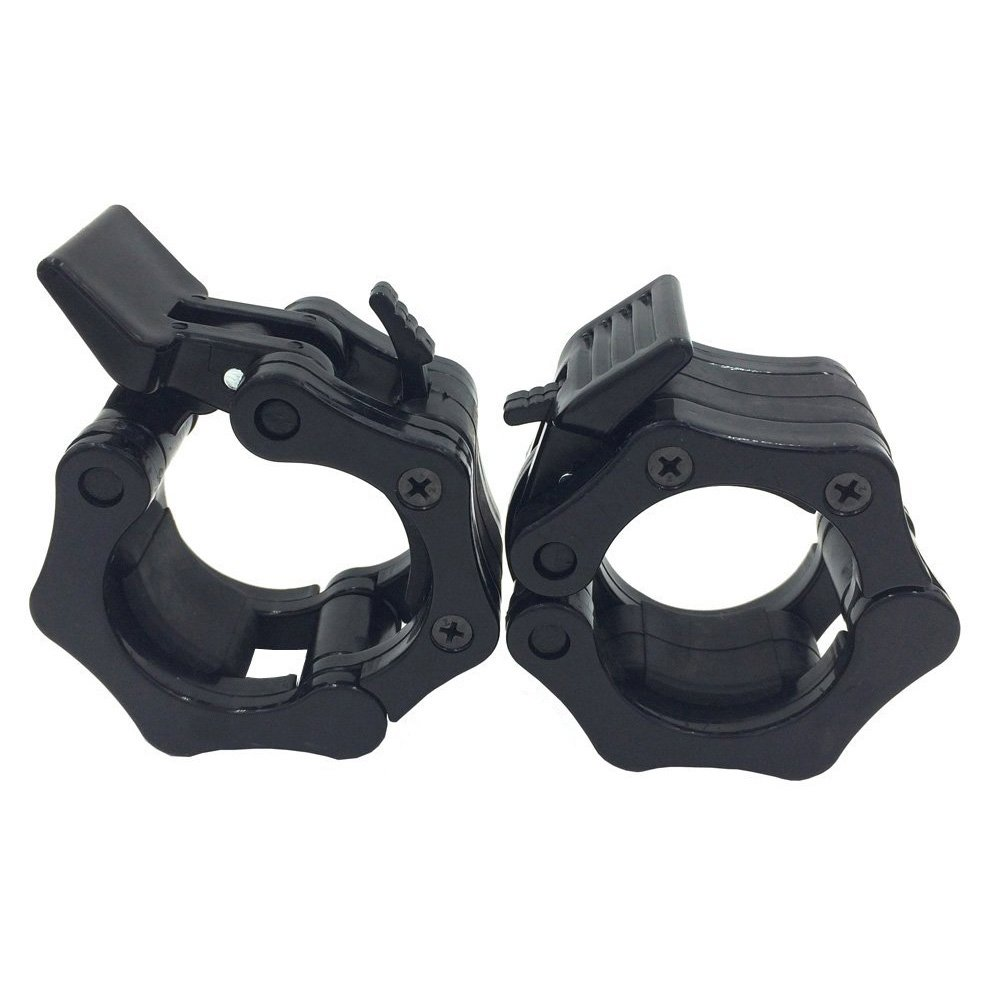 Greententljs Olympic Barbell Clamps 2 Inch Quick Release