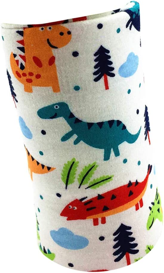 Dinosaurs CUTICATE Baby Travel Bottle Warmer Milk Heater Bag With USB Heating Pad Set 7.09 x 5.12 inches