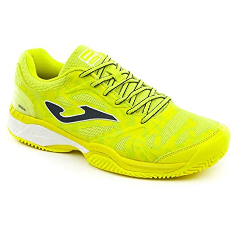 Joma T.Slam 811 Clay Amarillo Fluor: Amazon.es: Deportes y ...