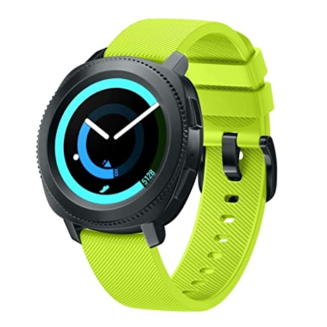 BarRan® Vivoactive 3 Smartwatch Bracelet en Silicone souple pour Garmin Vivoactive 3: Amazon.fr: High-tech