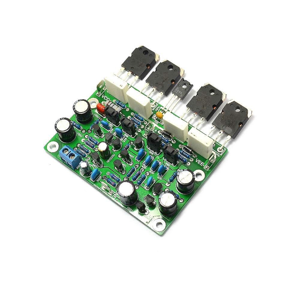 Amazon.com: LJM MX50X2 2pcs MX50 Class AB 100W+100W Finished Board Power Amplifier Borad: Musical Instruments
