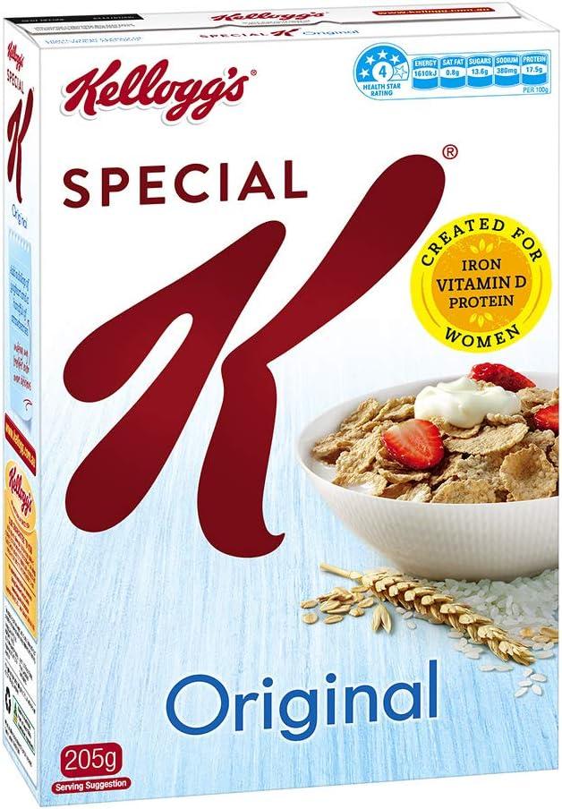 Especial K 205g: Amazon.es: Alimentación y bebidas