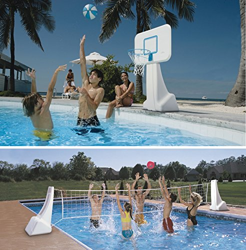 The Best Pool Basketball Hoops In 2019: Own The Yard