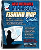 West Metro Area Fishing Map Guide
