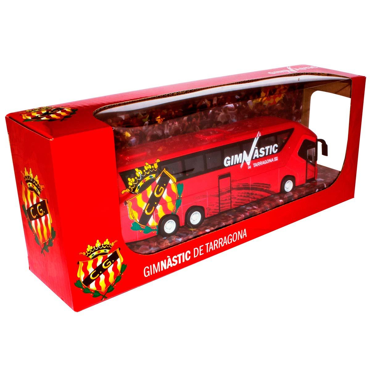 ELEVEN FORCE Tarragona Gym Bus, Red (10766)