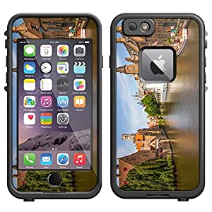 Skin Decal for LifeProof Apple iPhone 6 Case - Canal in Bruges Belgium