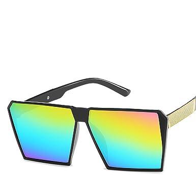 Amazon.com: Gafas de sol de lujo para hombre y mujer, gafas ...