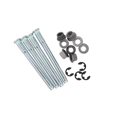 XtremeAmazing Door Hinge Pins Kit 2 Door 4 Pin: Automotive