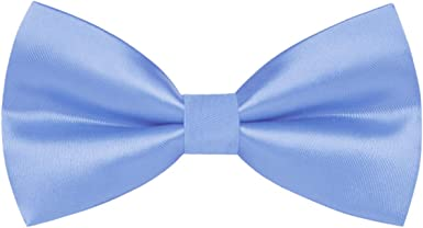 Wirarpa Men S Classic Pre Tied Bow Ties Clip On Formal Solid Tuxedo Adjustable Bowtie Wedding Christmas Packs At Amazon Men S Clothing Store