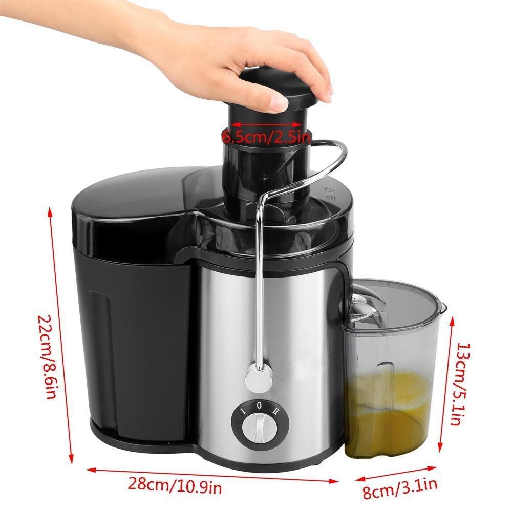 mymotto automático verduras y frutas licuadora extractor de zumo ...