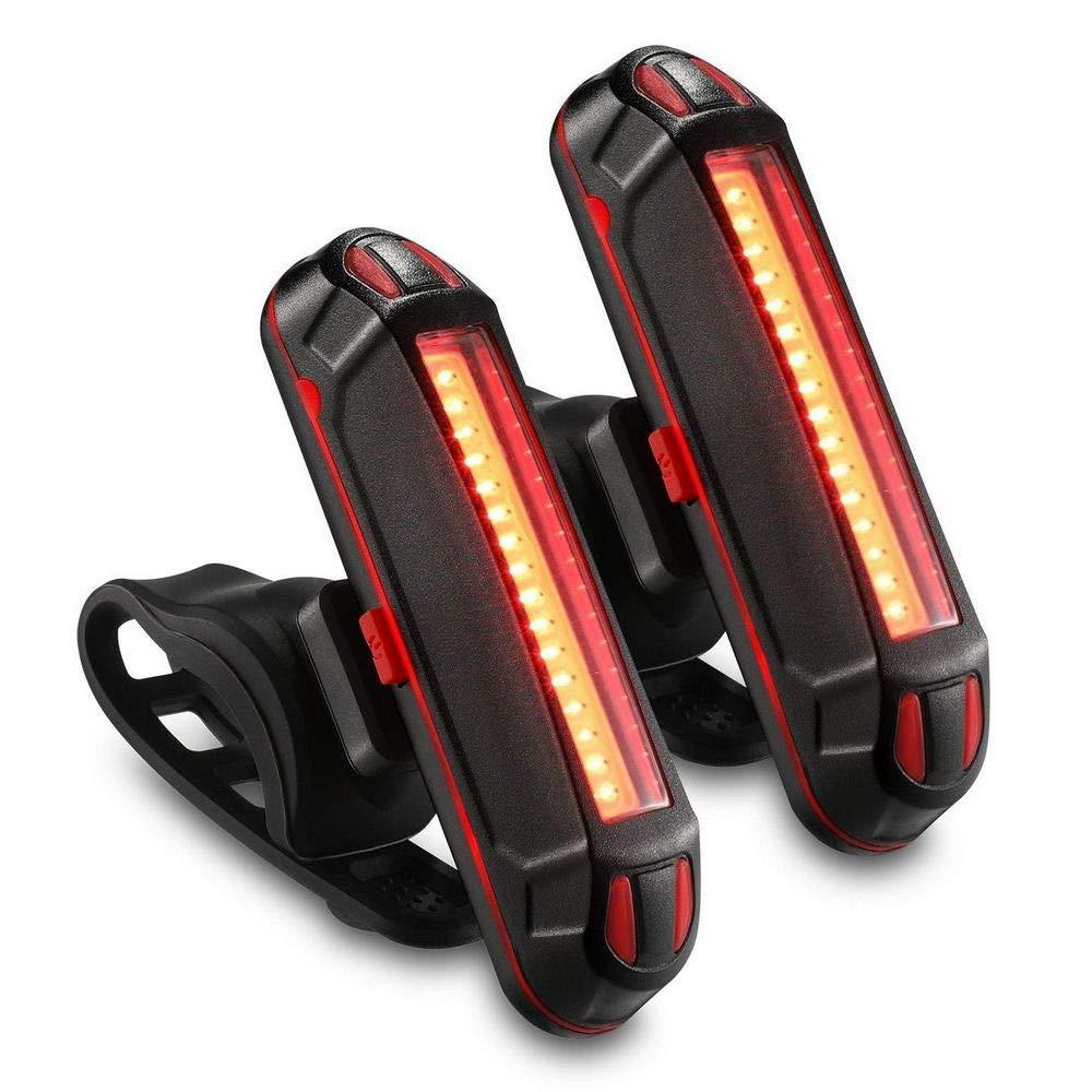 GPMTER Ultra Bright Bike Tail Light, USB