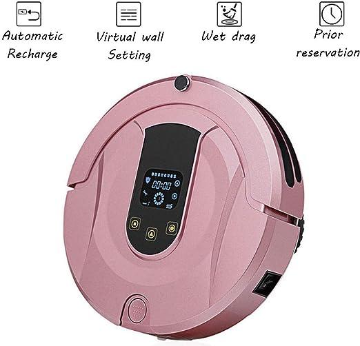 AWYYSYS Robot Vacuum Cleaner con MAX Potencia de succión Aspirador ...