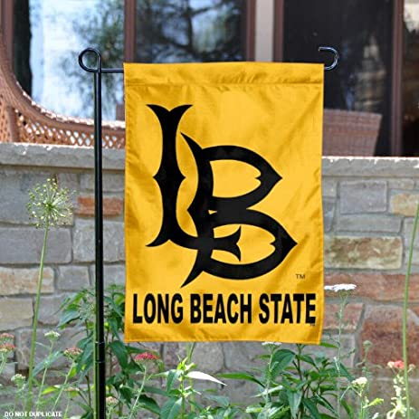 Cal State Long Beach Garden Flag And Yard Banner
