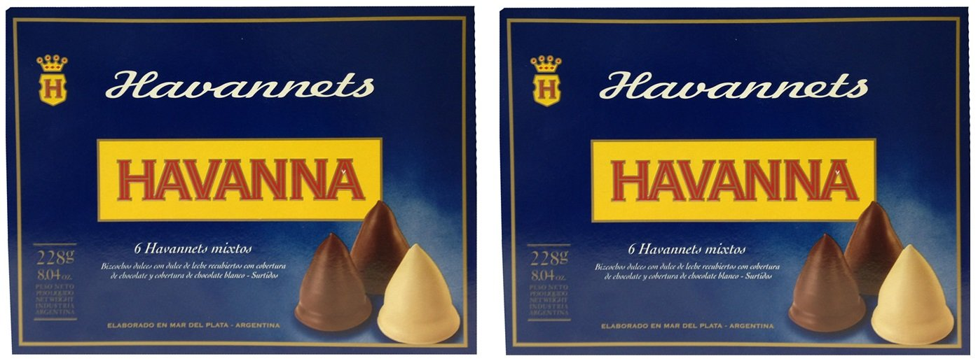 Havanna Havannets Mix 2 Pack (12 Havannets 456g)