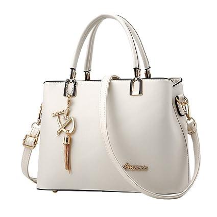 561b6169d0f0 Amazon.com  JESFFER Big Bag Handbag Shoulder Messenger Bag  Home ...