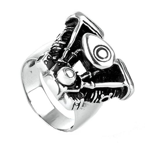 Harley Davidson Wedding Rings.Moandy Stainless Steel Jewelry Stainless Steel Ring Men Wedding Ring
