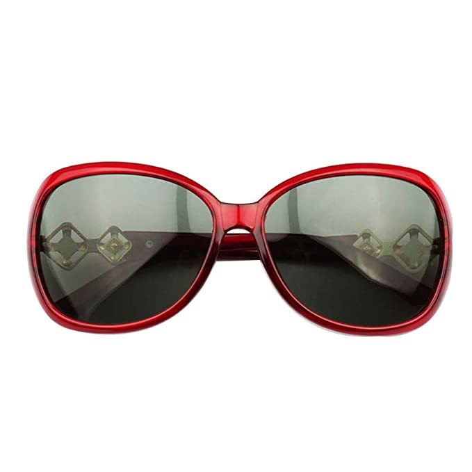 ASDYO Gafas De Sol Polarizadas De La Tendencia De La Manera ...